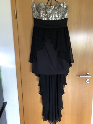 Swing Evening Dress black polyester