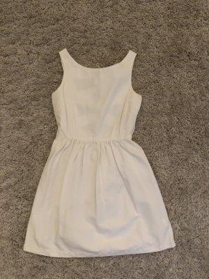 Blugirl Blumarine Sukienka koktajlowa biały Bawełna