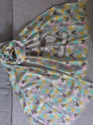 CODELLO x Disney Summer Scarf multicolored cotton