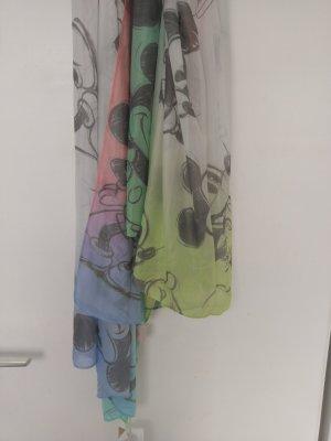 CODELLO x Disney Summer Scarf multicolored