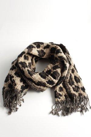Codello Sjaal met franjes veelkleurig zakelijke stijl