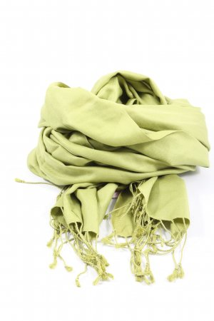 Codello Fringed Scarf green casual look