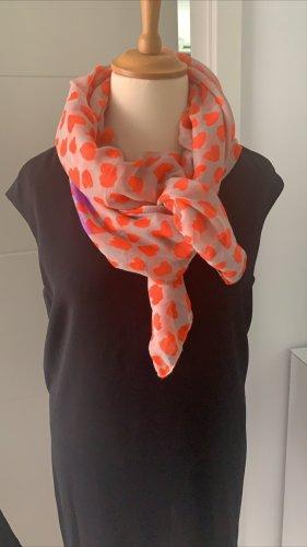 Codello Halsdoek oranje-violet