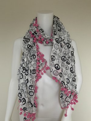 Codello Neckerchief white-pink