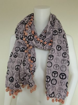 Codello Neckerchief lilac-orange