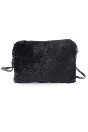 Codello Handtasche schwarz Street-Fashion-Look