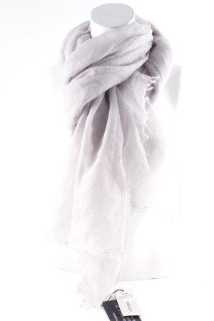 Codello Sjaal van kasjmier mauve casual uitstraling