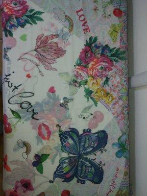 Codello Écharpe d'été multicolore polyester