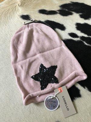 Codello Sombrero de punto multicolor