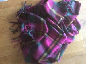Codello Sjaal met franjes veelkleurig Acryl