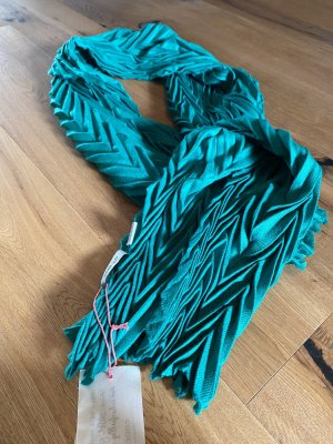 Codello Woolen Scarf green
