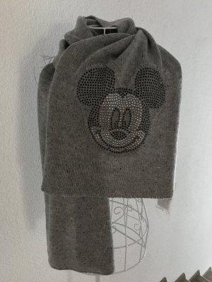 CODELLO x Disney Knitted Scarf grey