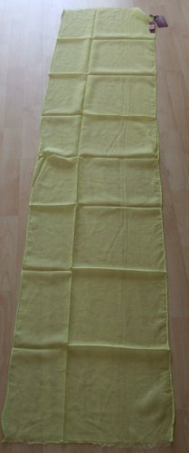 Codello Summer Scarf primrose-lime yellow
