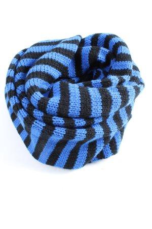 Codello Komin niebieski-czarny Na całej powierzchni W stylu casual