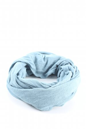 Codello Tube Scarf turquoise flecked casual look