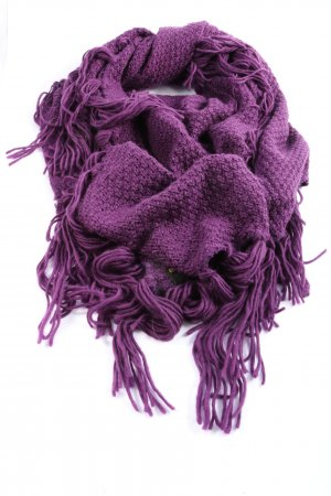 Codello Shoulder Scarf lilac casual look