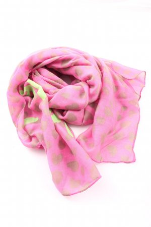 Codello Shoulder Scarf abstract pattern casual look