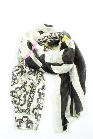 Codello Silk Scarf allover print casual look