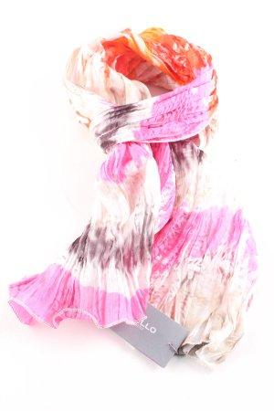 Codello Zijden sjaal gestreept patroon casual uitstraling