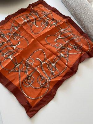 Codello Pañuelo de seda multicolor