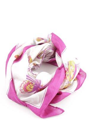 Codello Zijden doek bloemenprint casual uitstraling