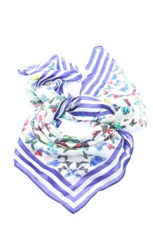 Codello Foulard en soie imprimé allover style décontracté
