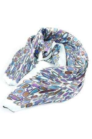 Codello Foulard en soie rayures horizontales style anglais