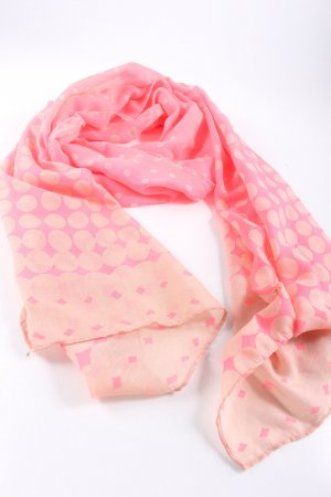 Codello Summer Scarf pink graphic pattern casual look