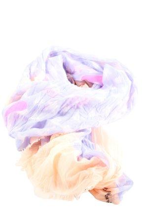 Codello Summer Scarf lilac-nude casual look