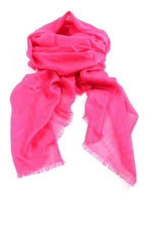 Codello Chal veraniego rosa look casual