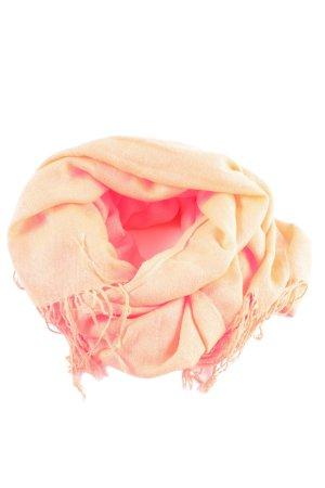 Codello Écharpe d'été rose chair-orange clair style décontracté