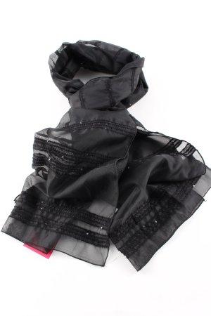 Codello Zomersjaal zwart casual uitstraling