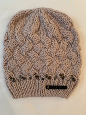 Codello Bonnet en crochet multicolore