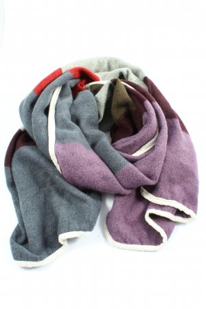 Codello Knitted Scarf mixed pattern casual look