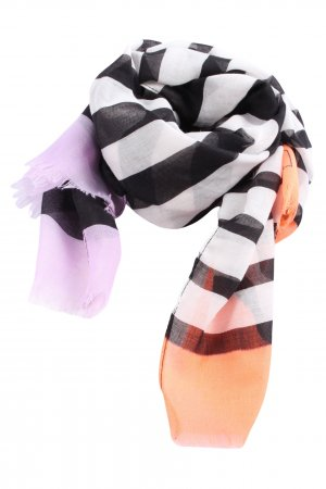 Codello Knitted Scarf striped pattern casual look