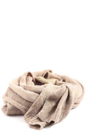 Codello Gebreide sjaal room casual uitstraling