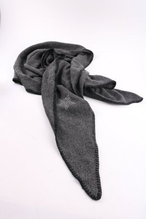 Codello Strickschal hellgrau meliert Casual-Look