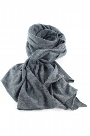 Codello Knitted Scarf dark green casual look