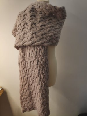 Codello Knitted Scarf light pink