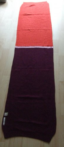 Codello Knitted Scarf bordeaux-bright red