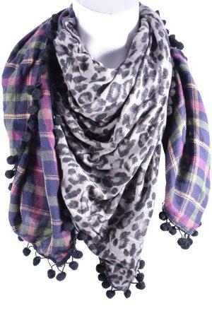 Codello Kerchief check pattern street-fashion look