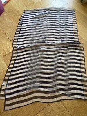 Codello Zijden doek wit-blauw