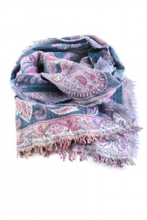 Codello Woolen Scarf mixed pattern casual look