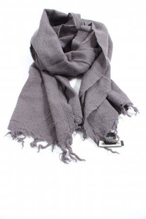 Codello Woolen Scarf light grey casual look