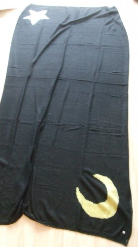 Codello Woolen Scarf black