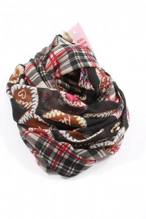 CODELLO x Disney Snood abstract pattern casual look