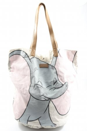 CODELLO x Disney Canvas Bag animal pattern casual look