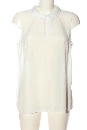 Coercion Sleeveless Blouse natural white casual look