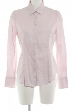 Coercion Camicia blusa rosa pallido stile professionale