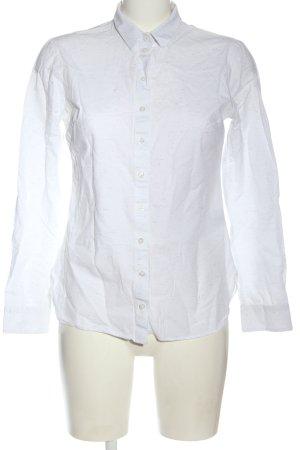 Coercion Long Sleeve Shirt white business style